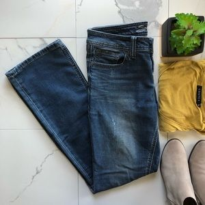 7 for All Mankind Slim Boot Cut Denim Jeans
